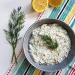 Greek Yogurt Tzatziki